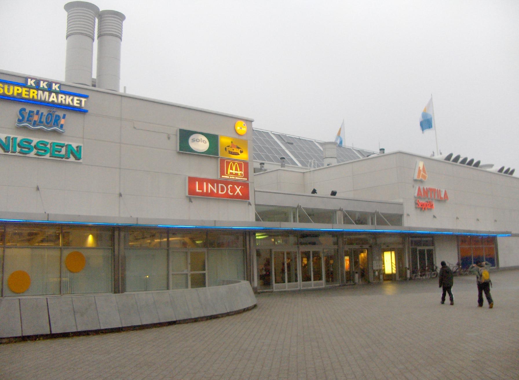 Espoonlahden Jäähalli