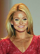 Kelly Ripa, Red Dress Collection 2007 140x190