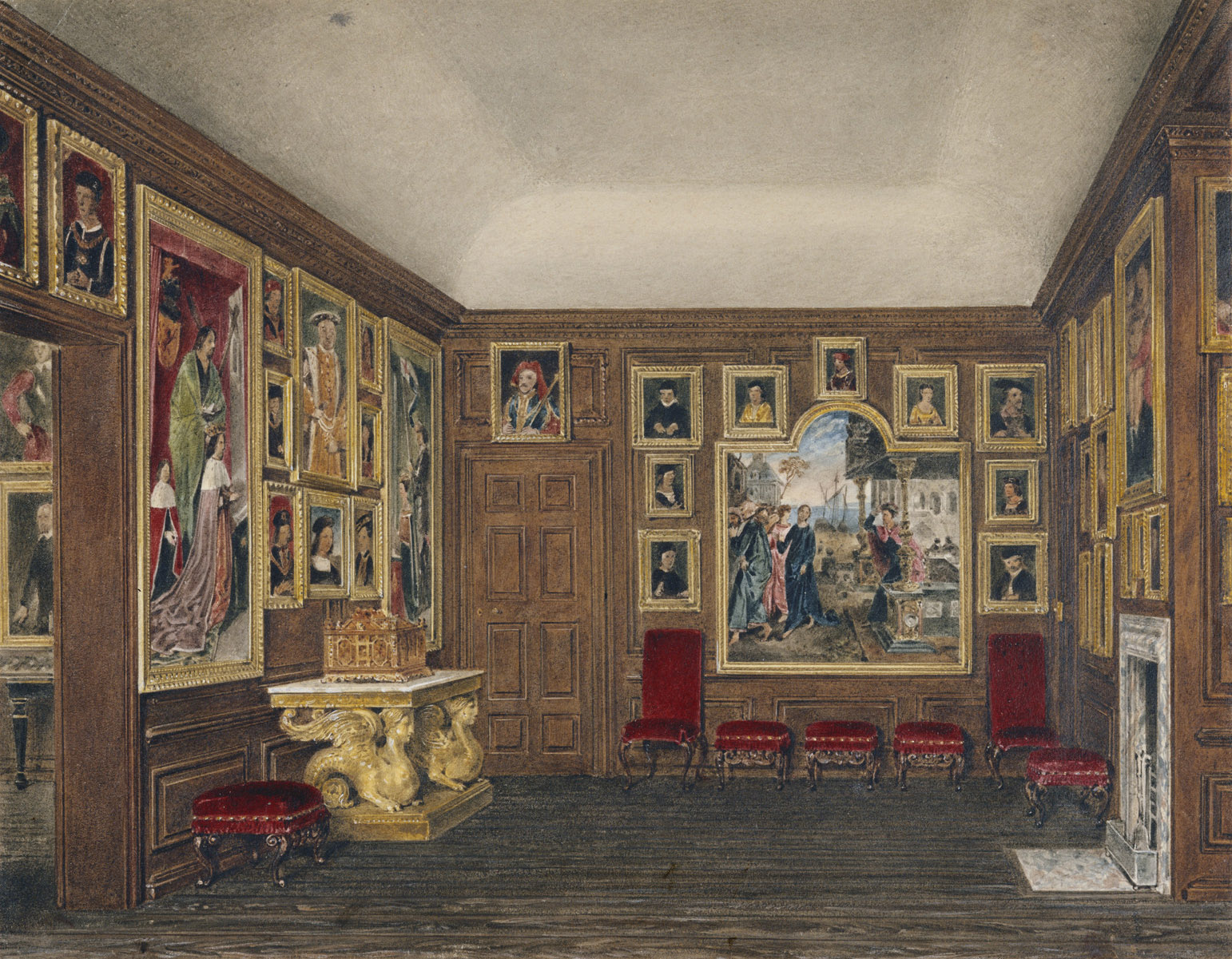 File Kensington Palace Old Drawing Room By James