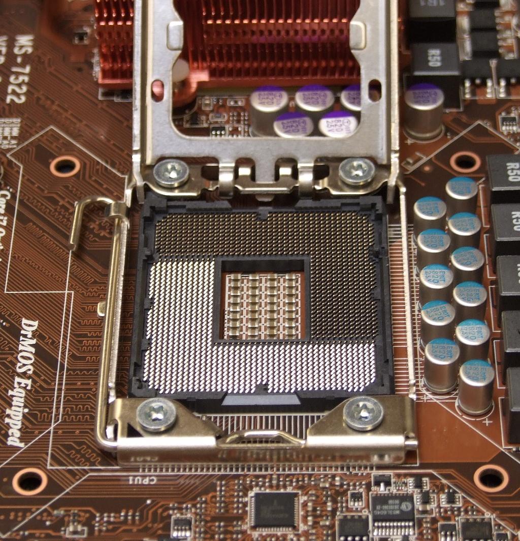 Daftar Harga MotherBoard Socket 1366 Terbaru Februari 2013