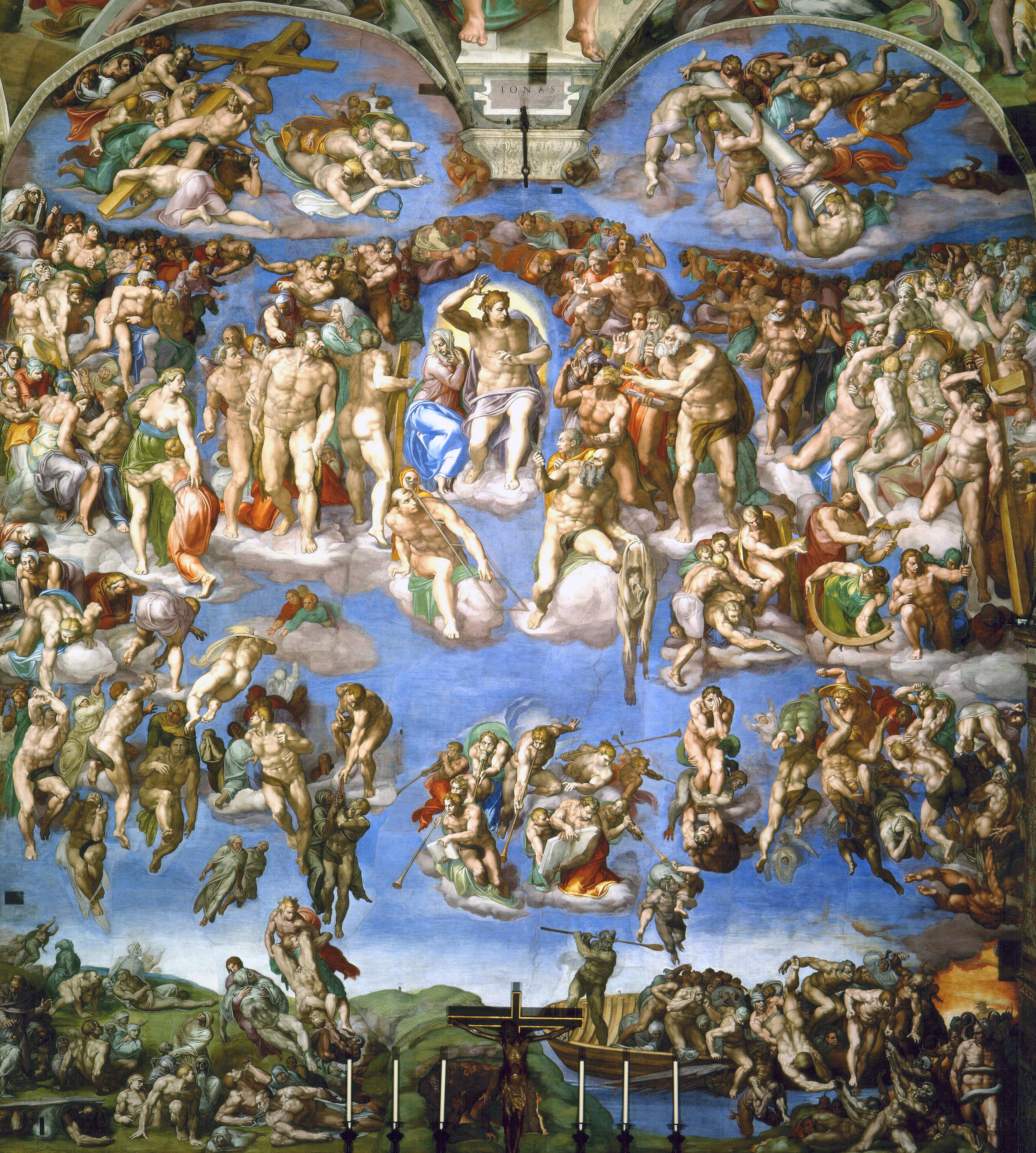 The Last Judgement (1534–41)