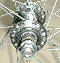 speichen fahrrad einstellen