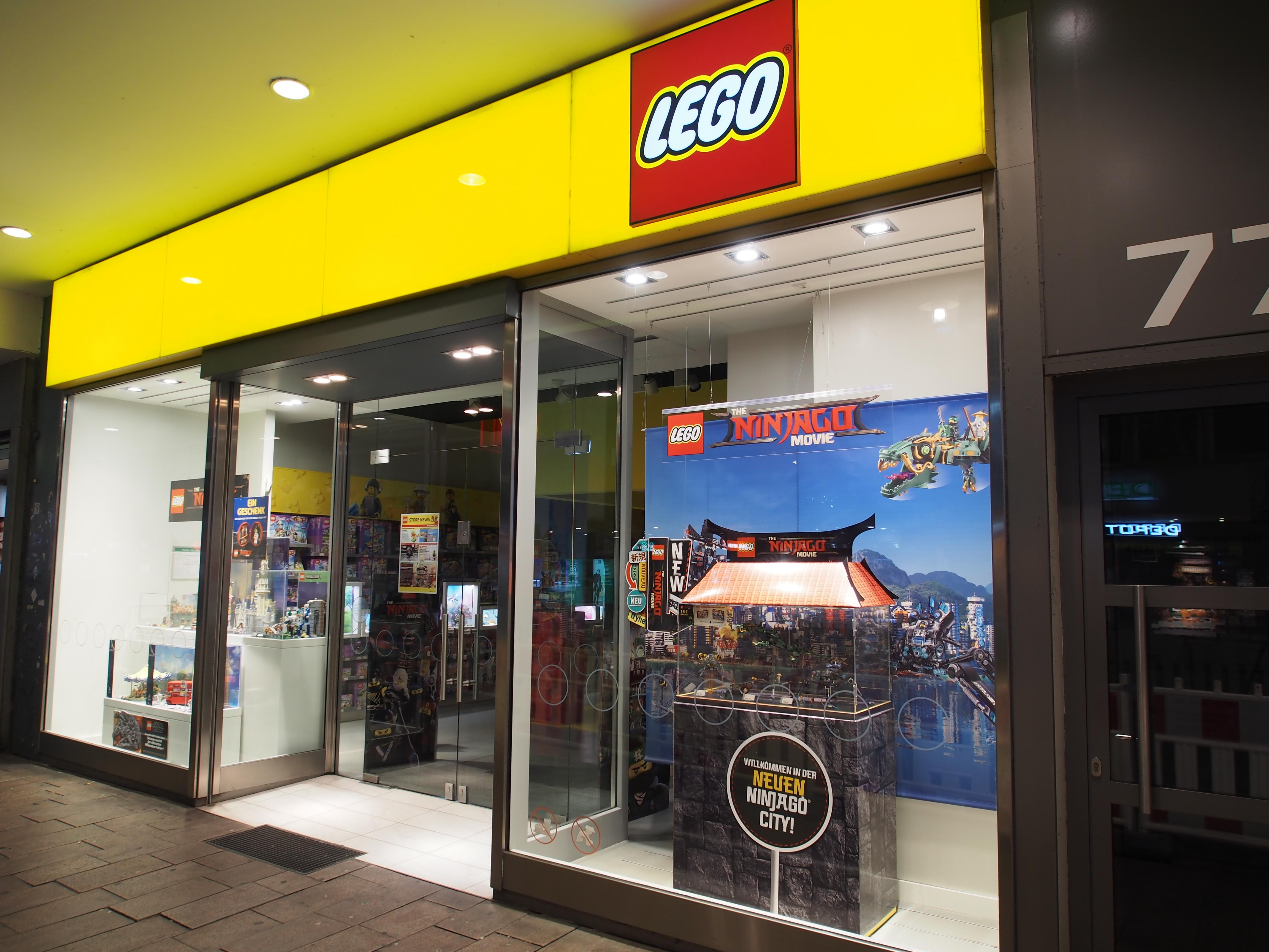 Lego Laden%2C Bahnhofstrasse%2C Saarbr%C3%BCcken Bild 1