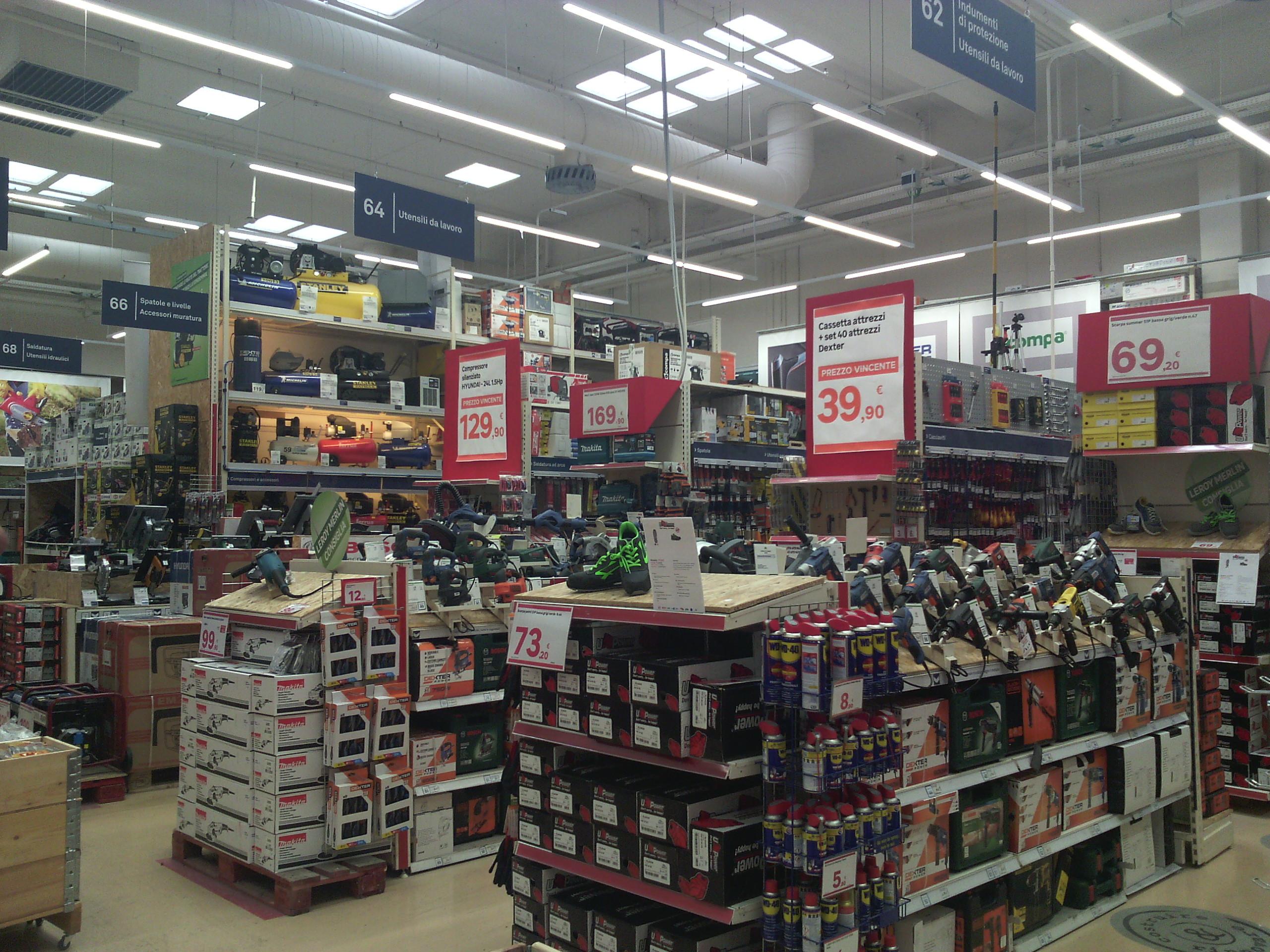 File Leroy Merlin Store In Bastia Umbra Interiors August 2019 13 Jpg Wikimedia Commons