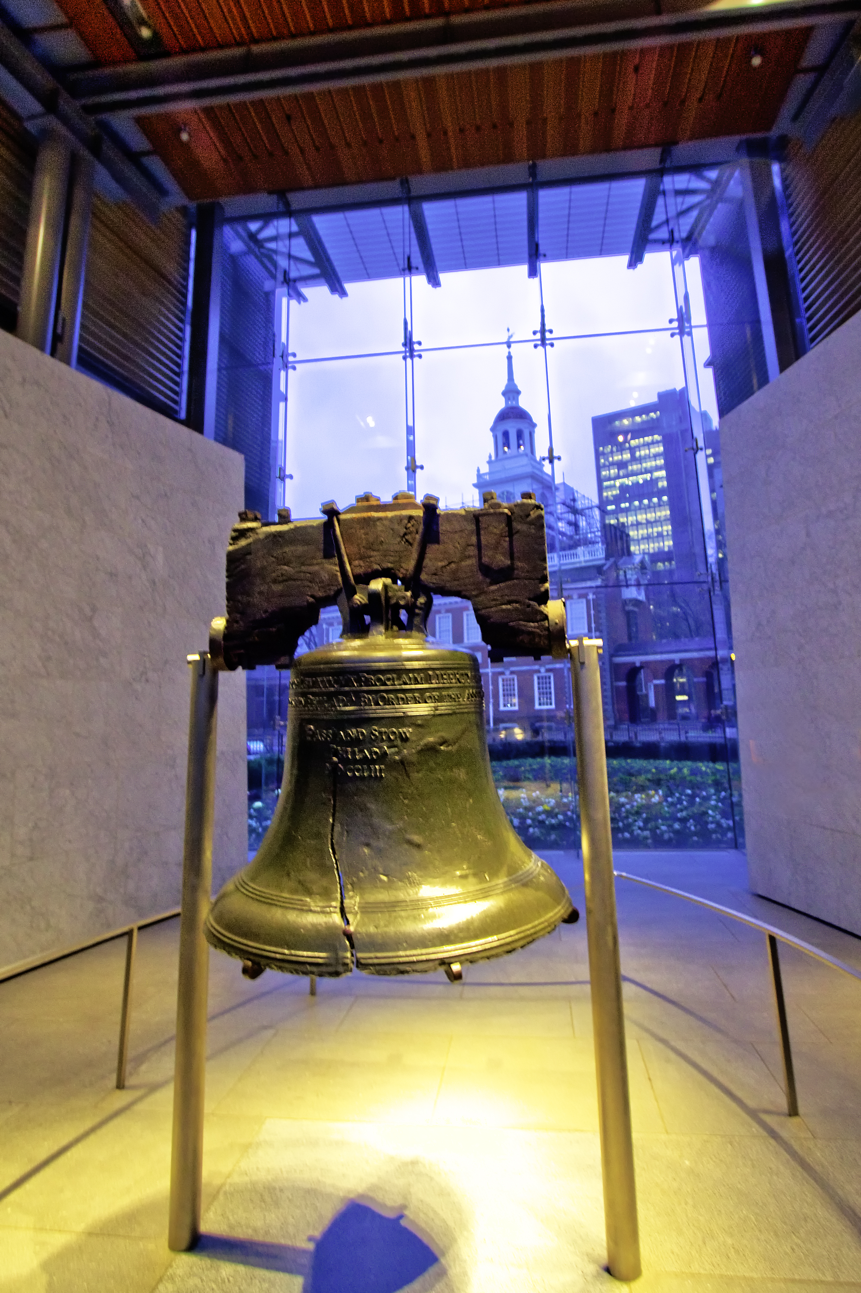 liberty bell In 1981 our founder's family home was robbed that tragic event gave birth to a strong vision for helping others we don't want anyone else to experience the vulnerable feeling we did when we were robbed.
