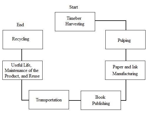 The Life Cycle of a Book