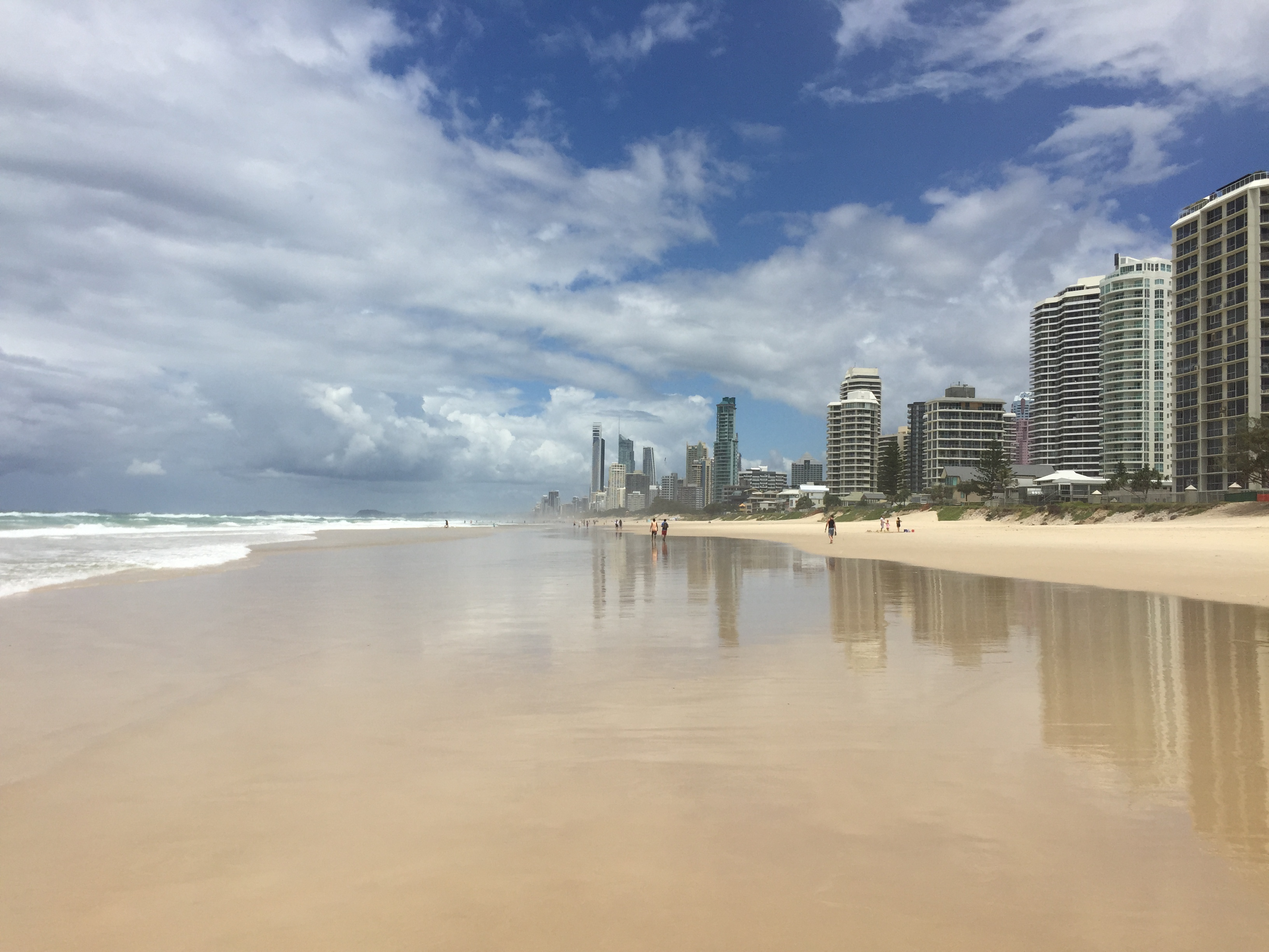 Main Beach Qld Weather