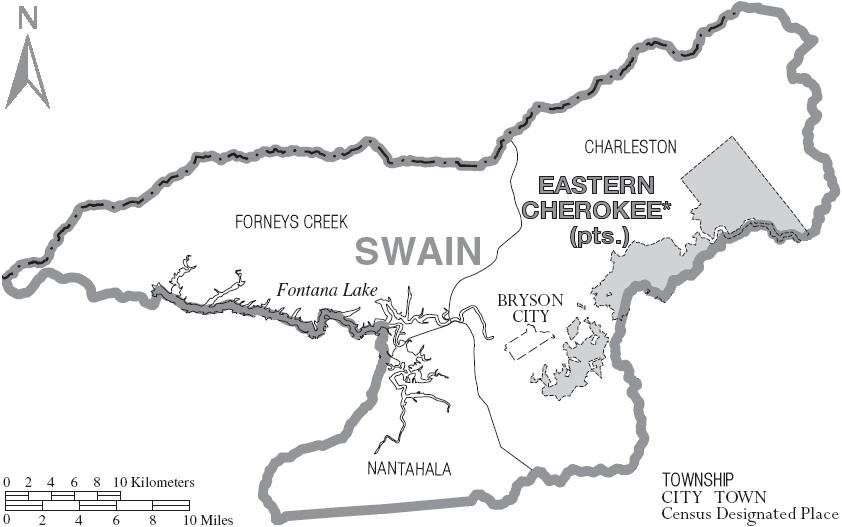 Map_of_Swain_County_North_ ...swain county