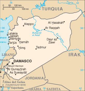 Filemapa De Siria Png