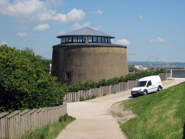 File:Martello Tower number 23, Dymchurch - geograph.org.uk - 1326484.jpg