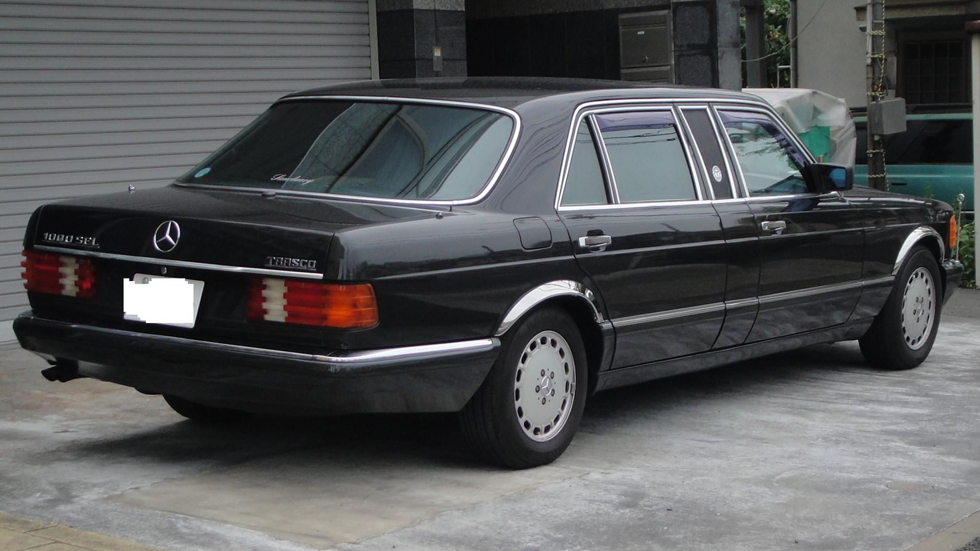 Mercedes Trasco 1000 Sel