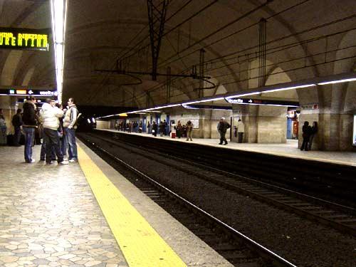 Metro roma termini