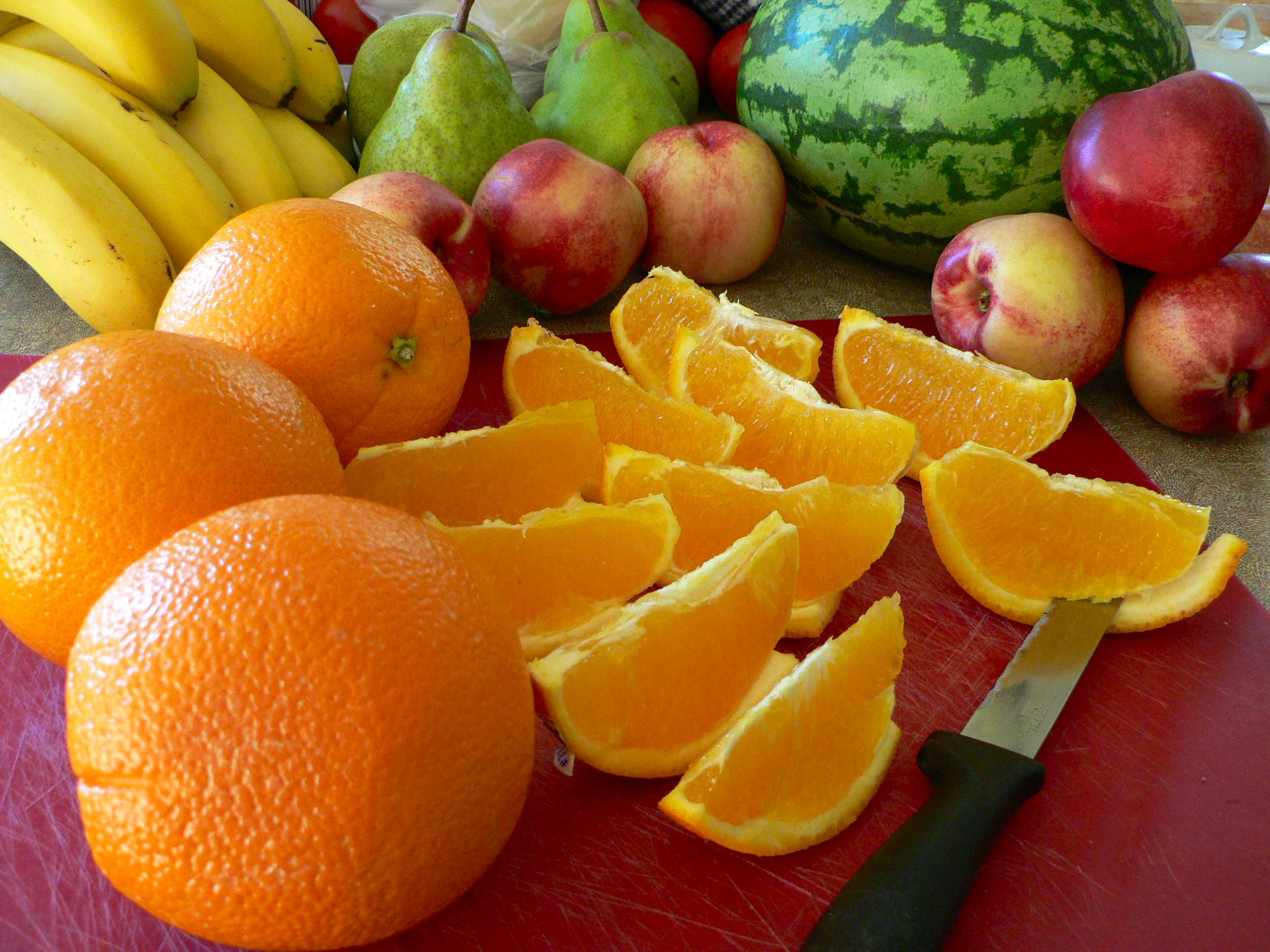 ranges,bananas,pears,apples,andawatermelon