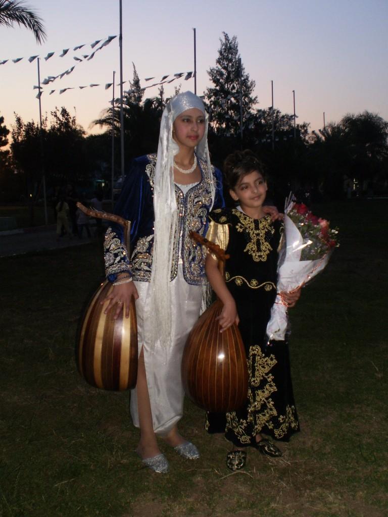 Costumes Traditionnels Algeriens en Costume Traditionnel