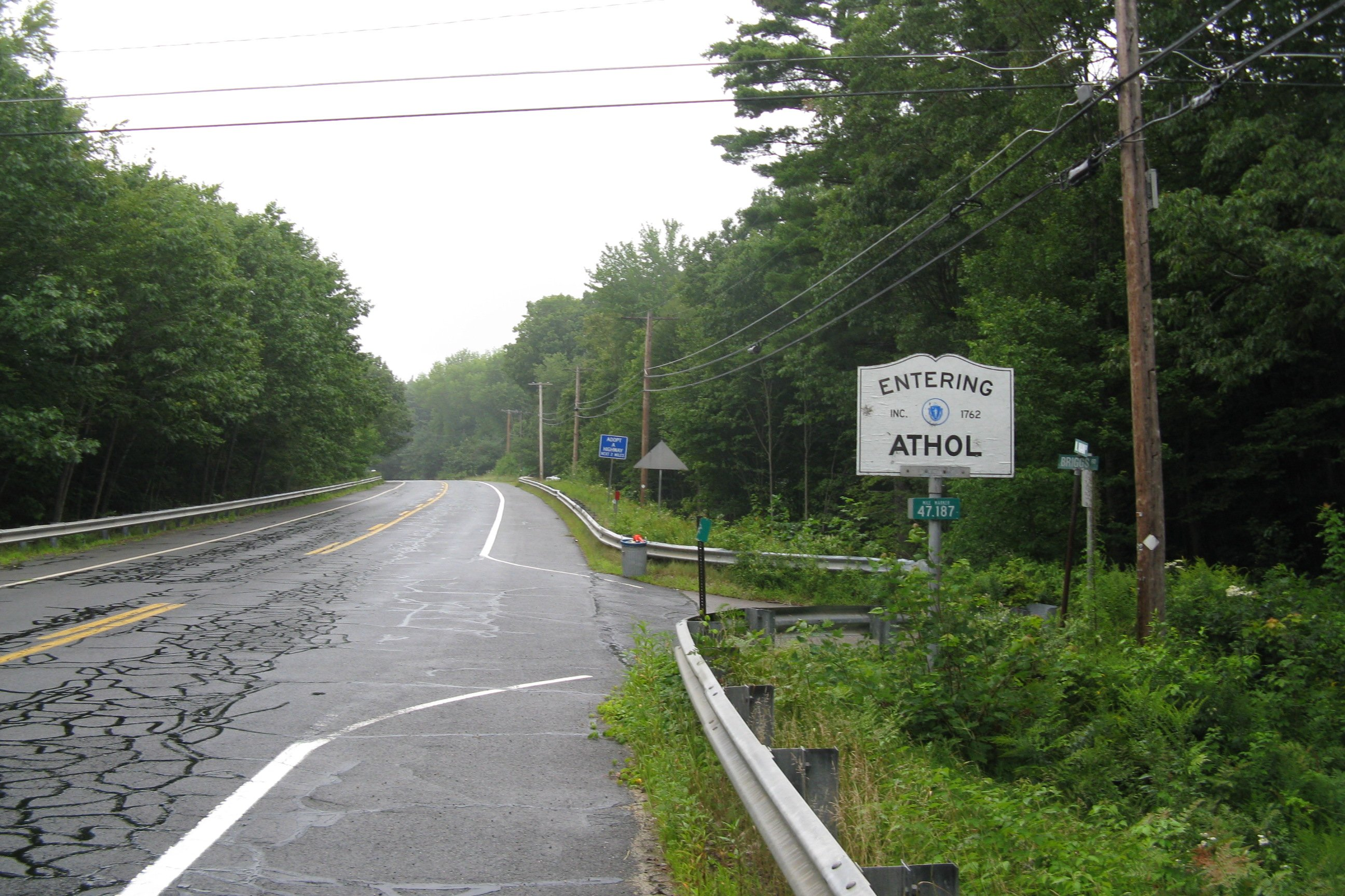 4421881b File:New England Route 32 northbound entering Athol MA.jpg ...