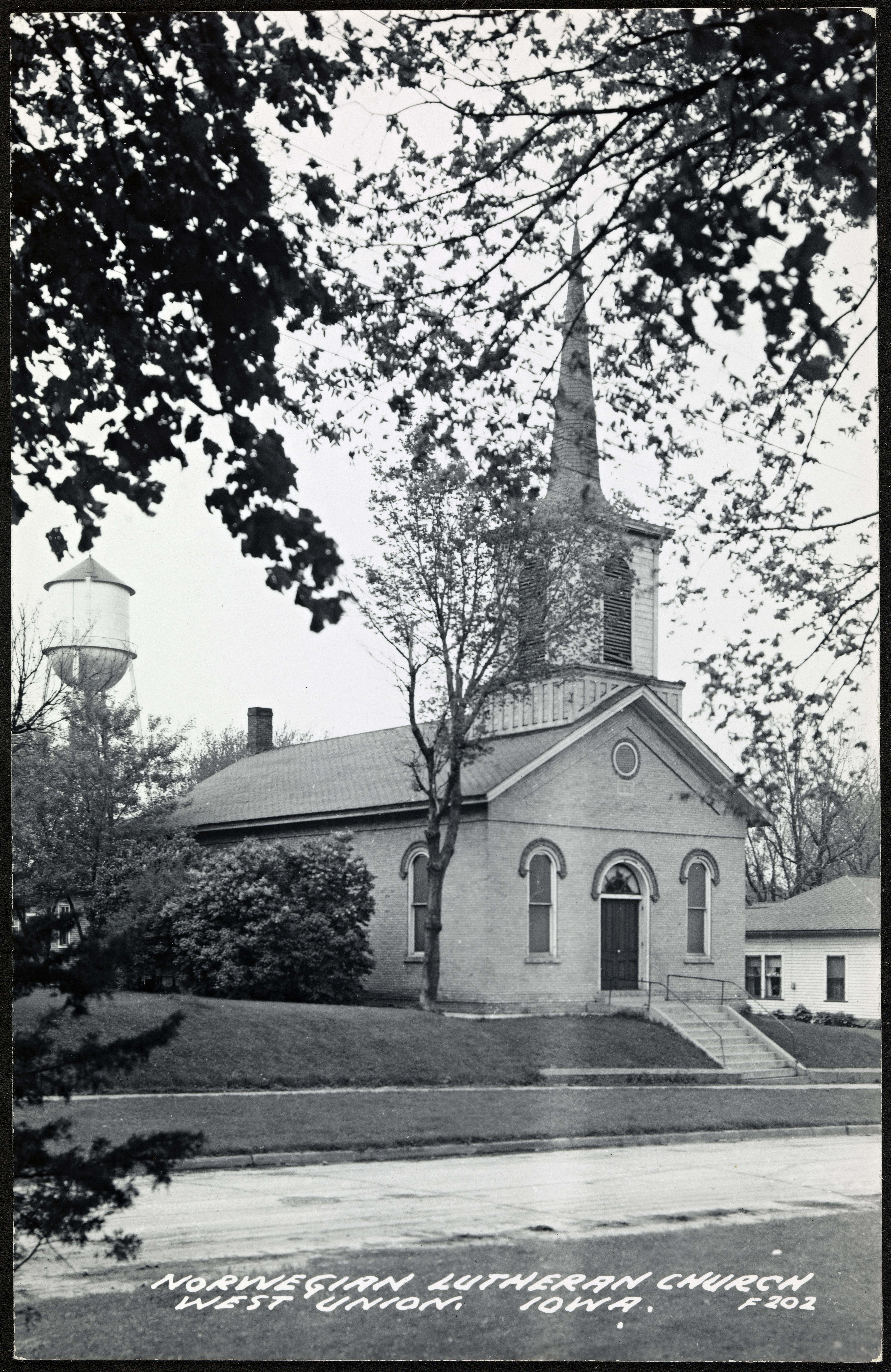 West Union Iowa >> File Norwegian Lutheran Church West Union Iowa