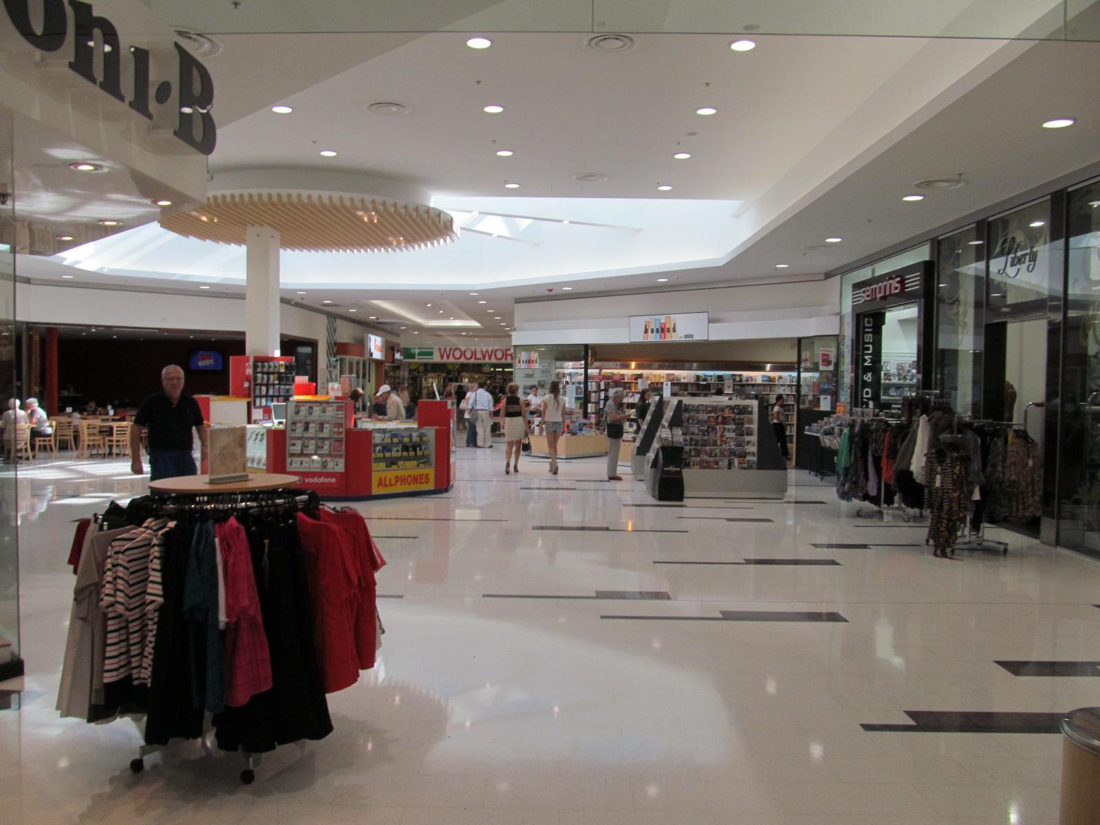 Unley shopping centre