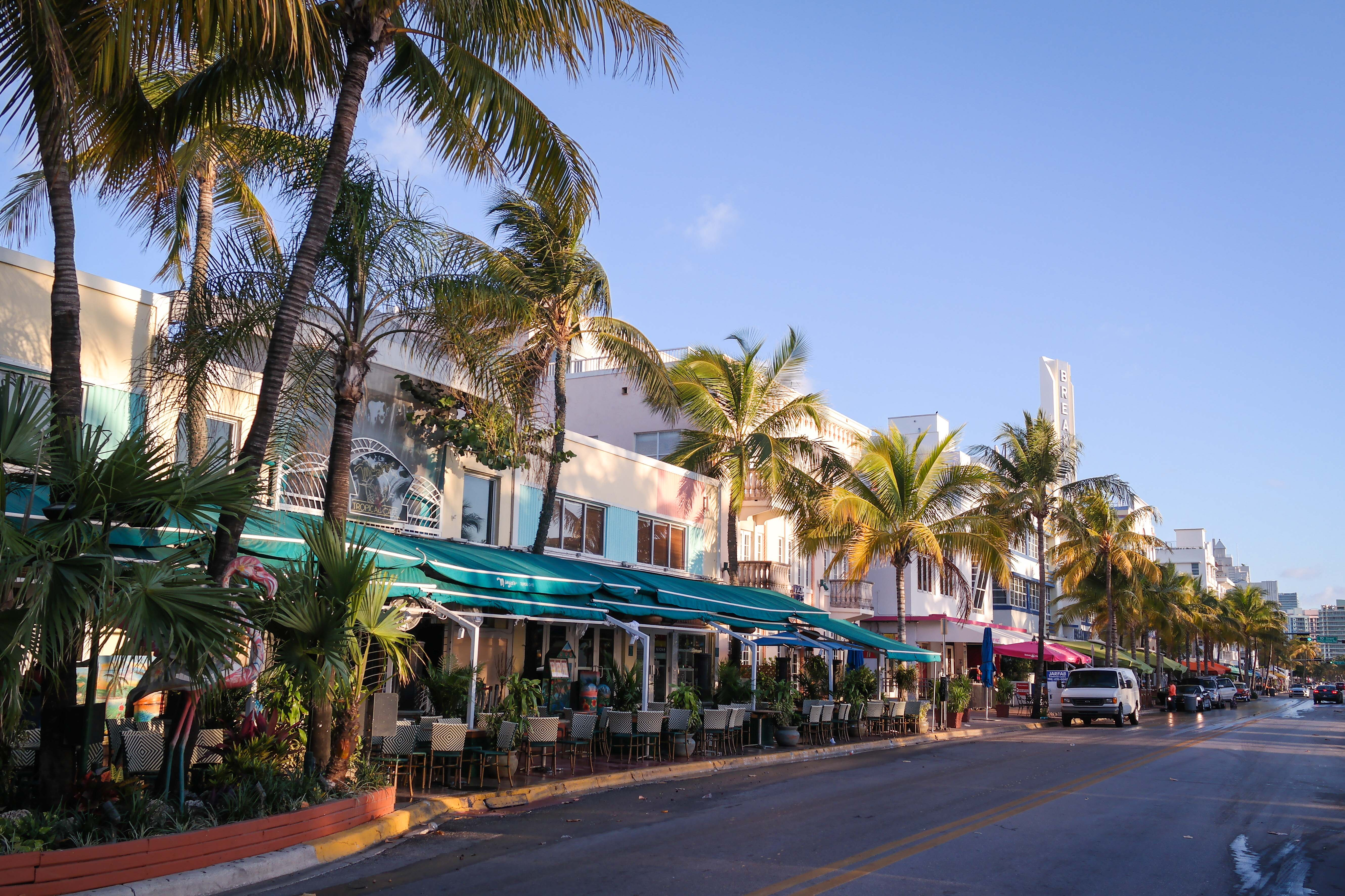 South Beach Miami Hotels With Ocean View