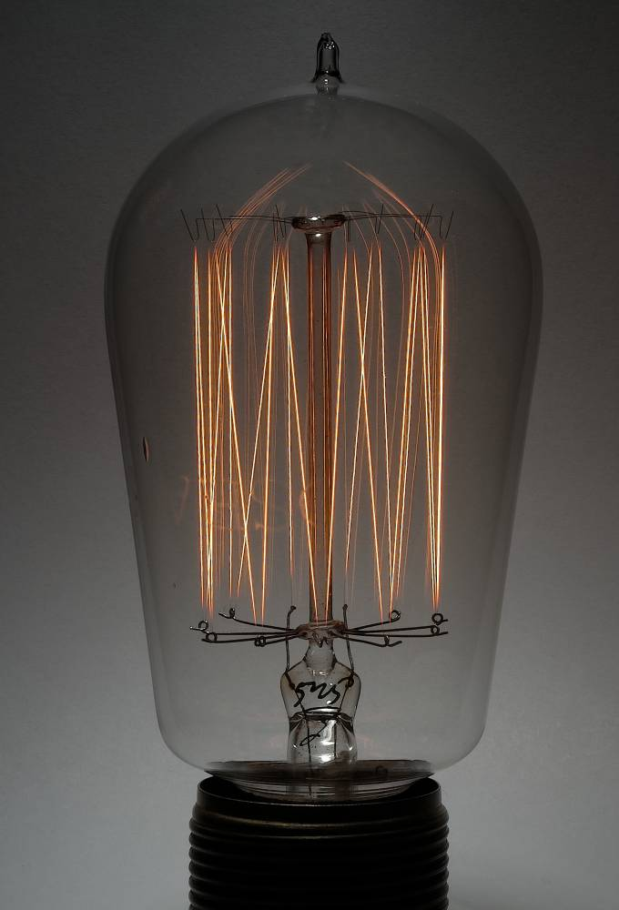 File Old Fashioned Light Bulb Jpg Wikimedia Commons