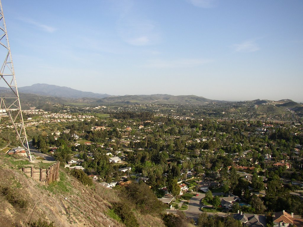 Orange Park Acres canyon/panoramic view