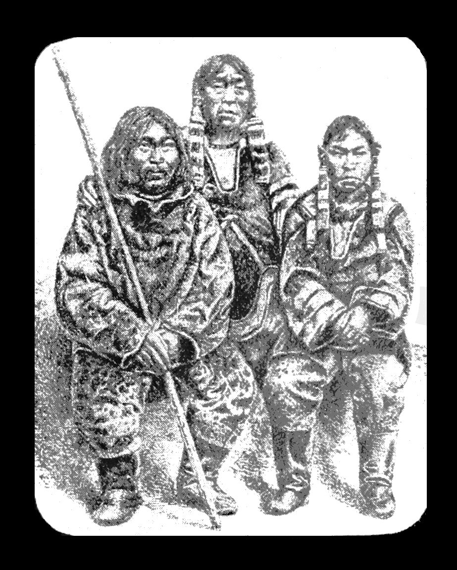 PSM V39 D811 Eskimos in northern type of dress.jpg