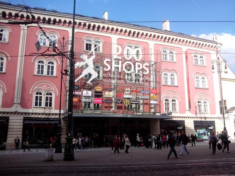 bot bevásárlóközpont