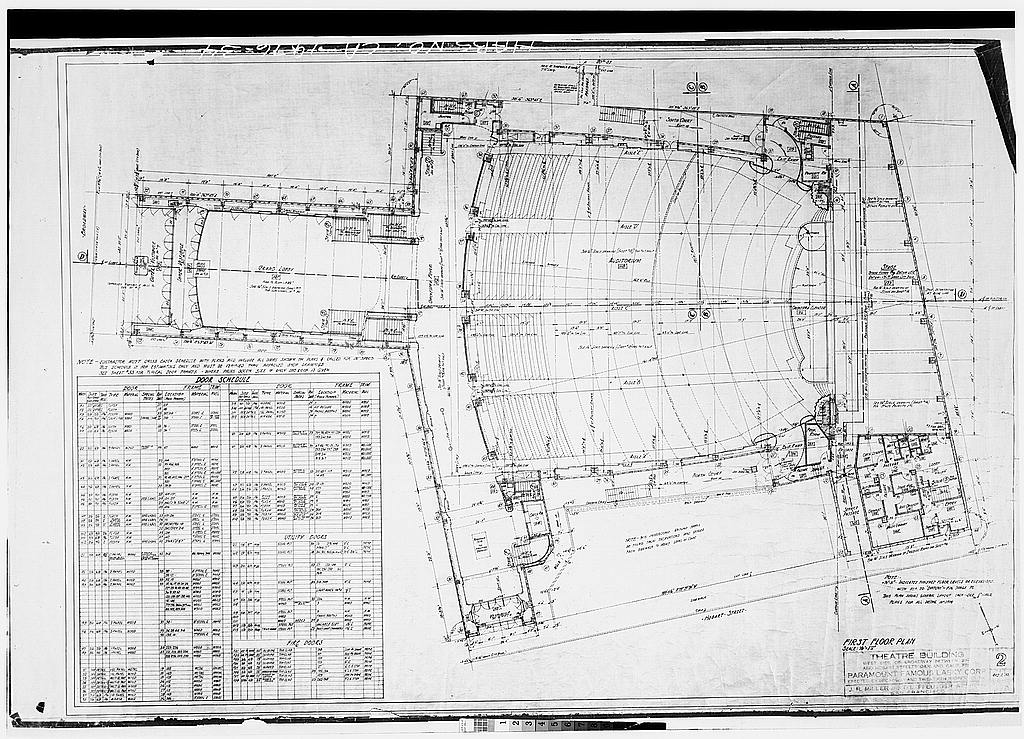 File Paramount 1st Floor Plan Jpg Wikimedia Commons