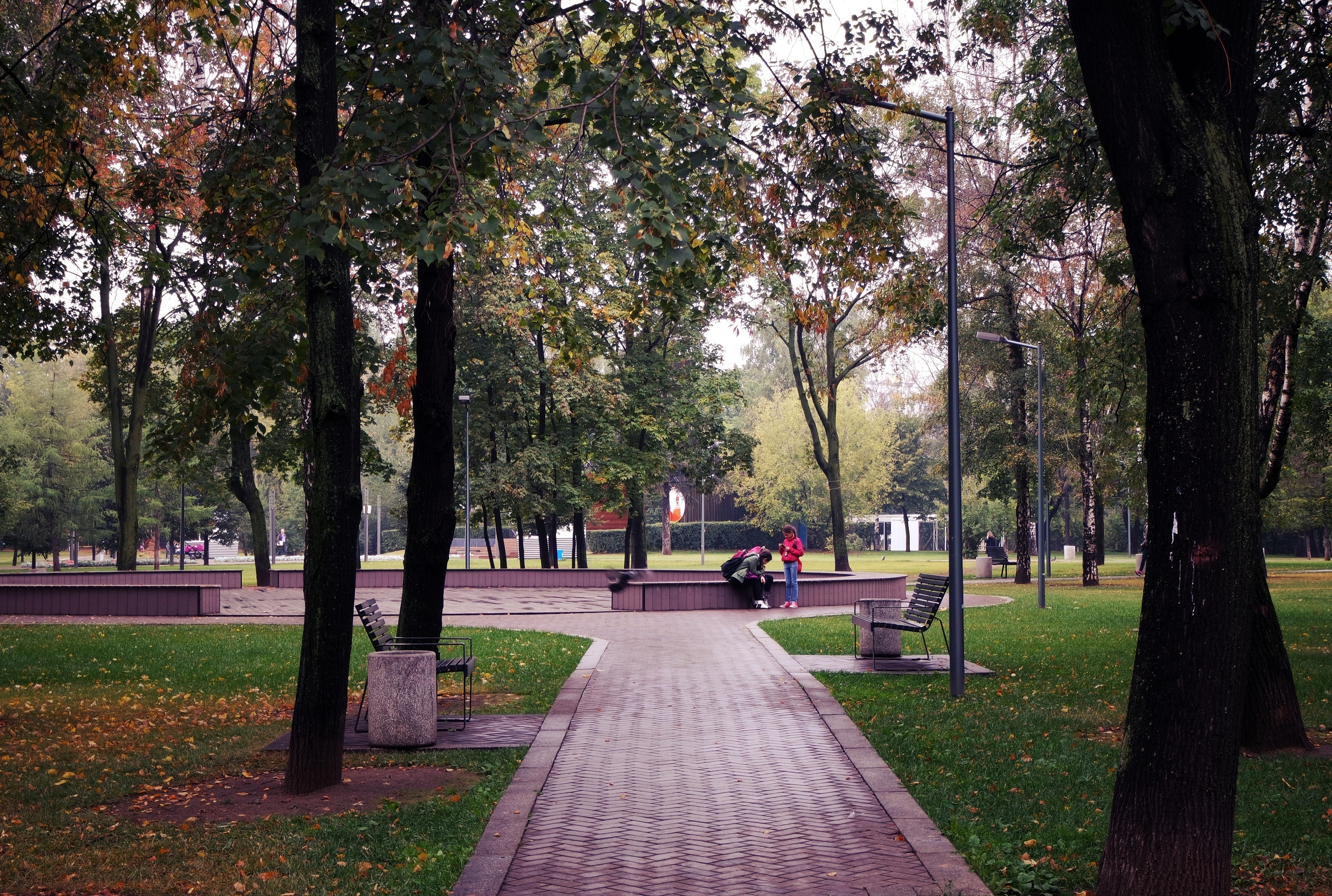 Goncharovsky Park in Moscow: address, how to get 9