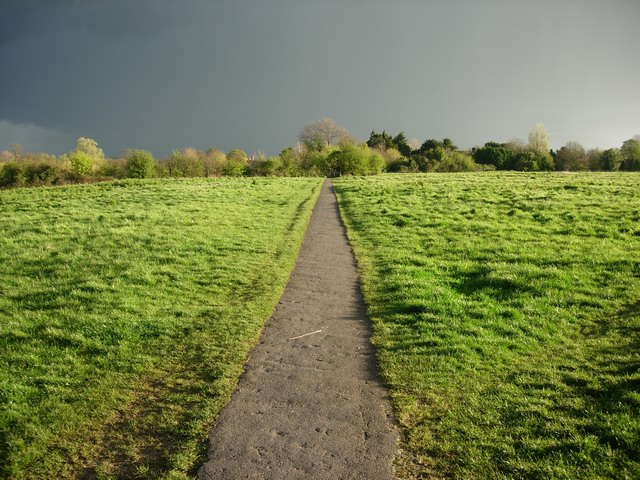 Path to Grantchester - geograph.org.uk - 778637