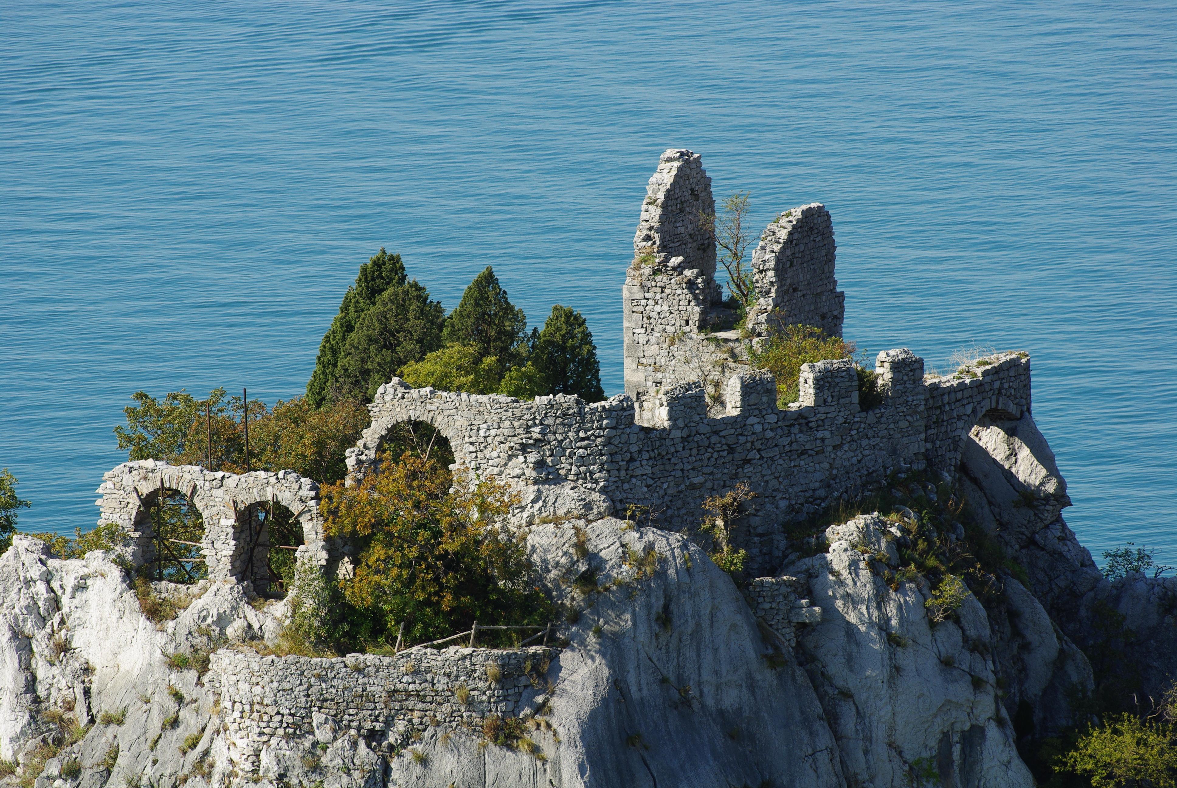Trieste Castle Duino Near Castle Duino 2.jpg