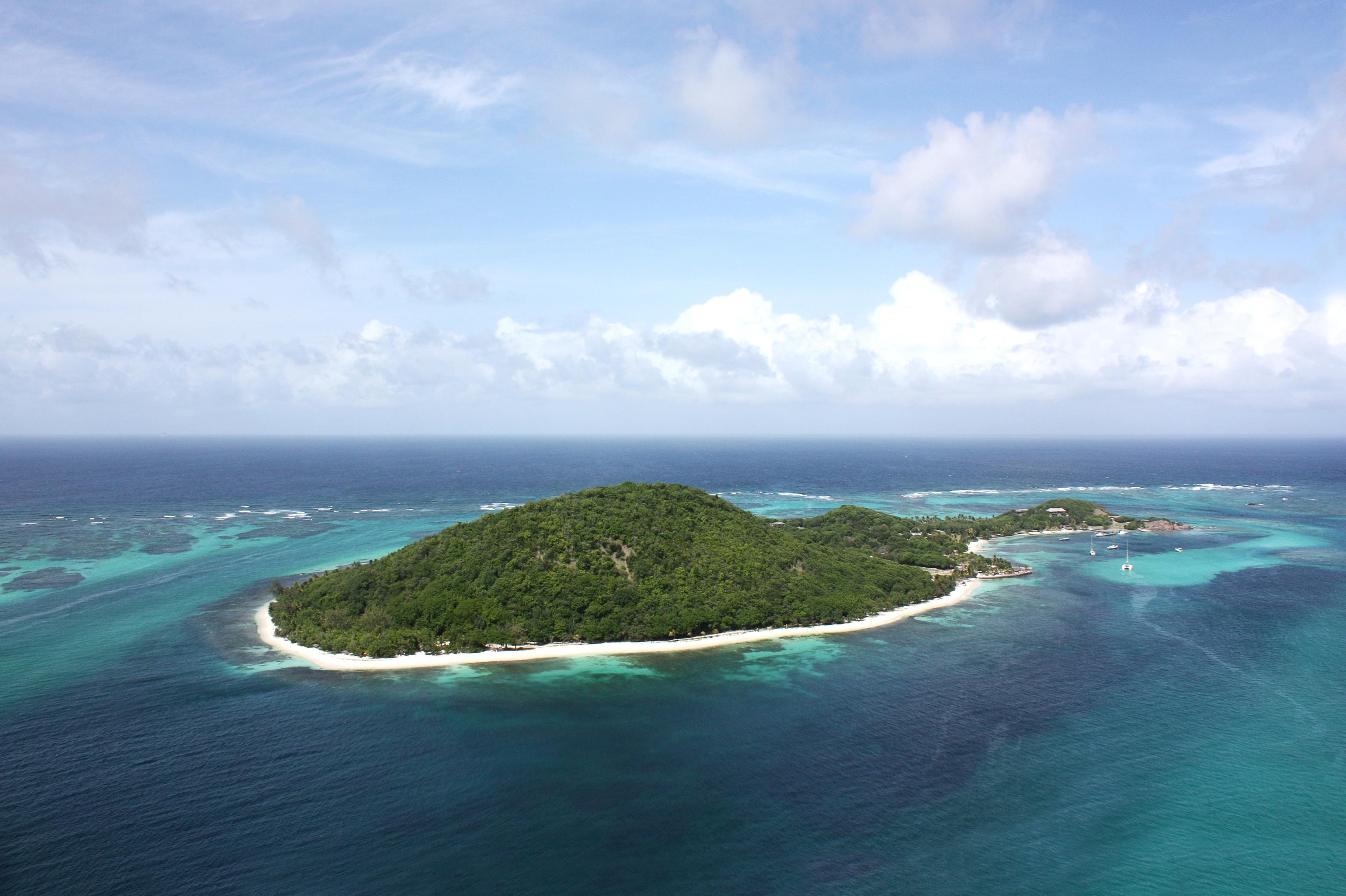 Petit St Vincent Island Grenadines