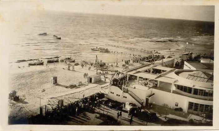 נמל תל אביב 1933-4