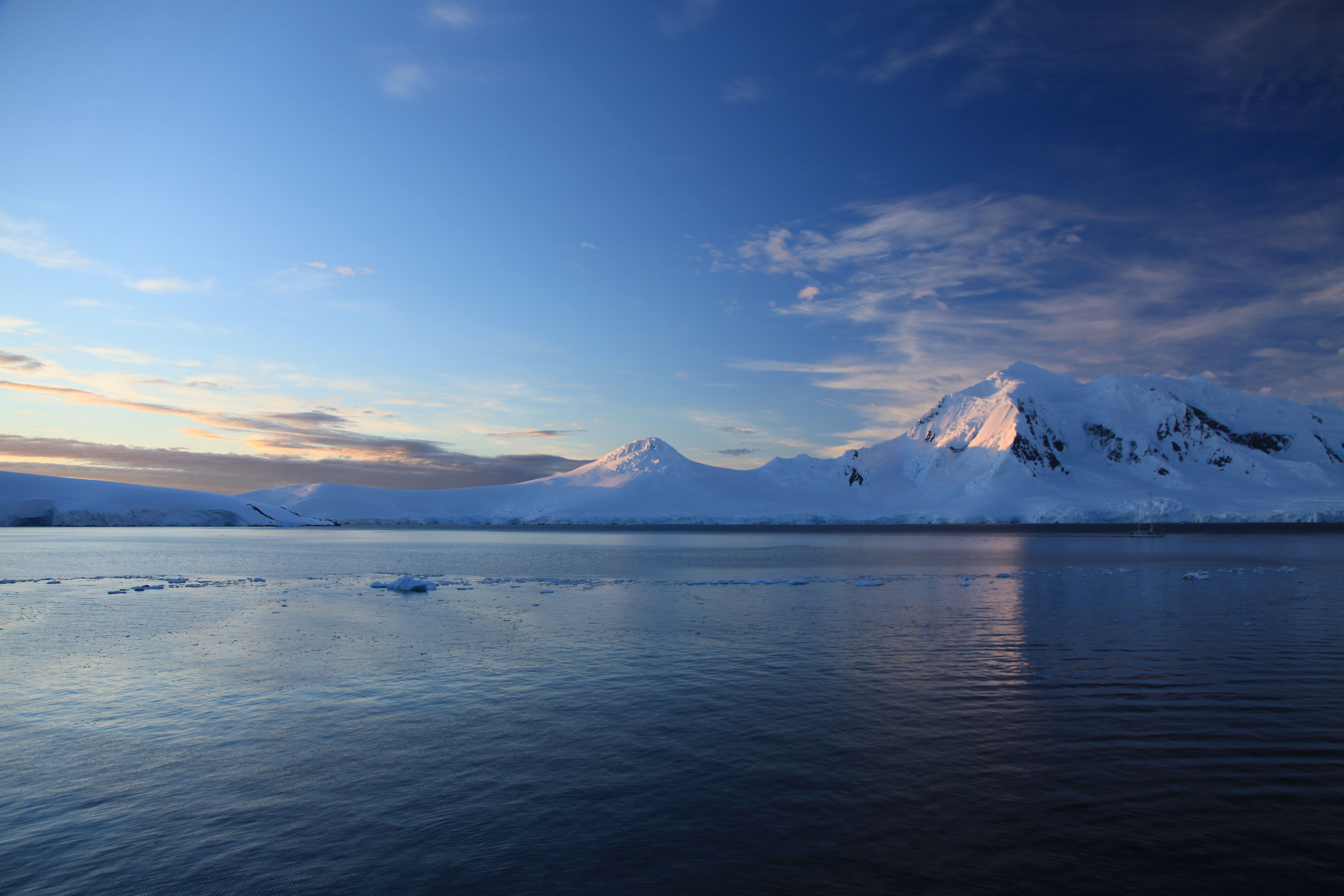 File Port Lockroy Antarctica On A Summer Evening