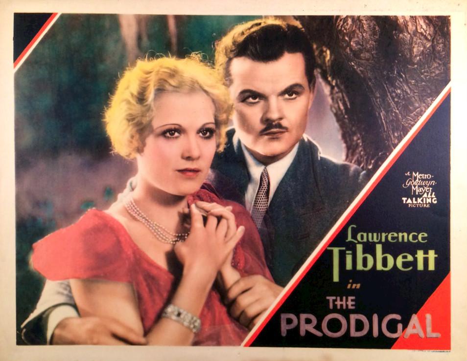 The Prodigal 1931 Film Wikipedia