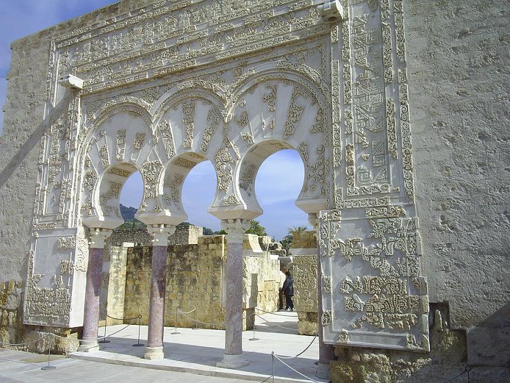 Medina azahara wikipedia la enciclopedia libre - Portes en granada ...