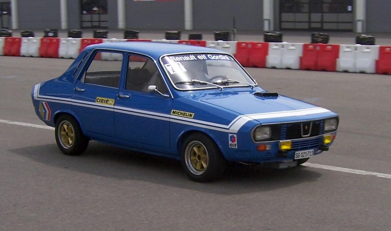 Renault 12 - Wikipedia, the free encyclopedia