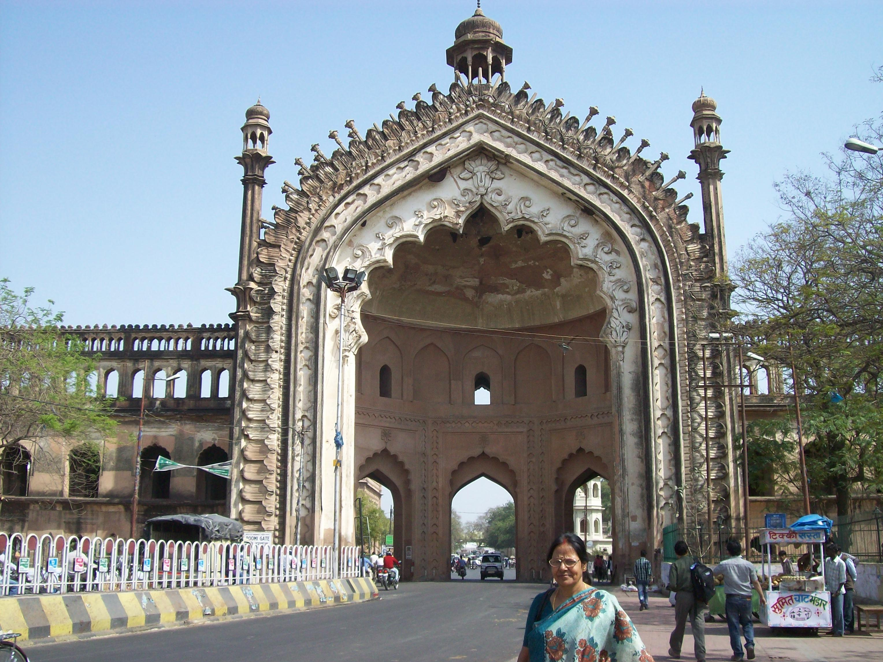 Image result for rumi darwaza
