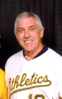 Ray Fosse at A's Fan Day, 2012.jpg