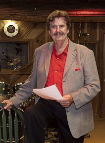 Rick Hall in de FAME Studios in 2010