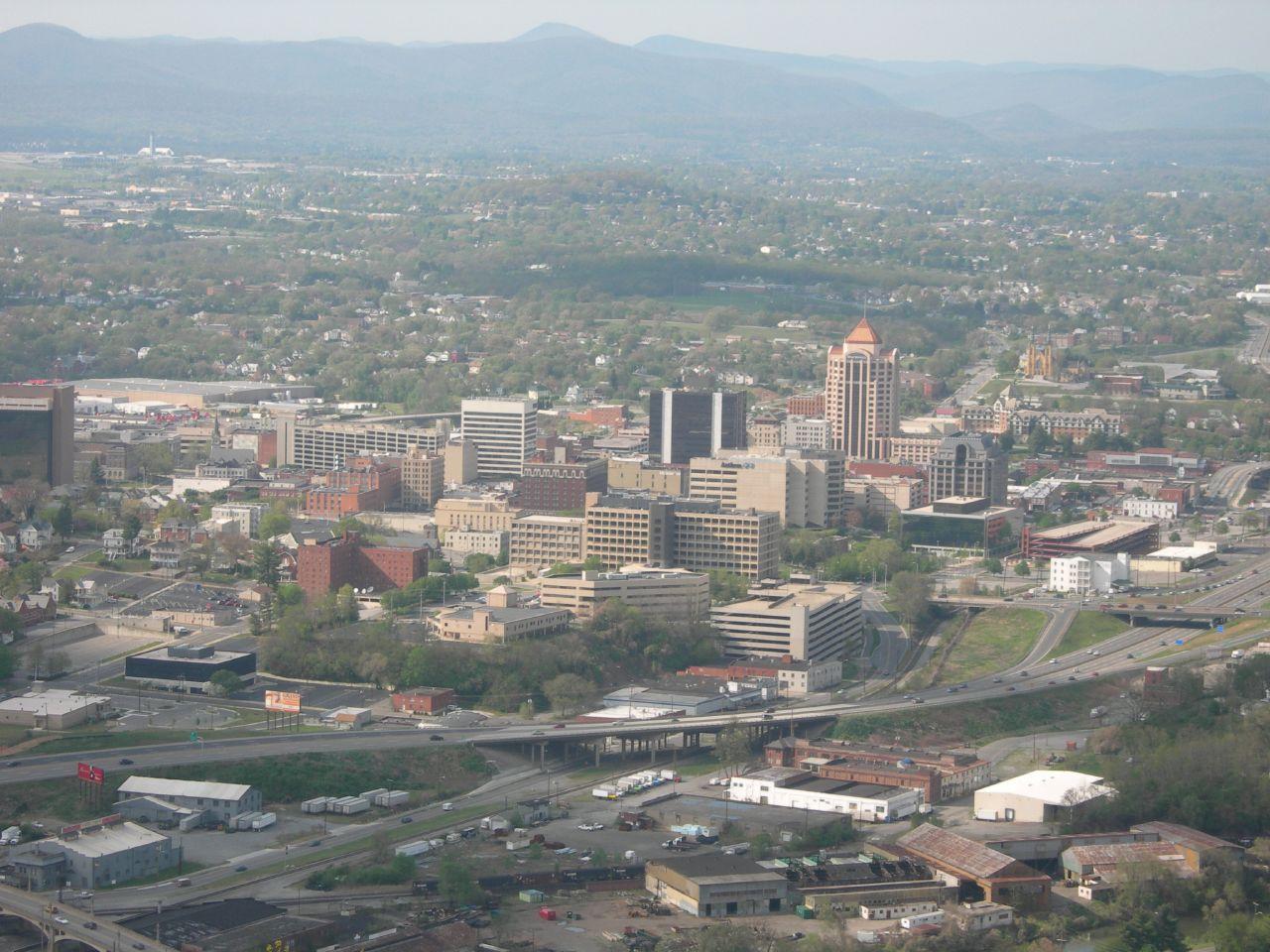Roanoke (VA) United States  City new picture : Description Roanoke, Virginia