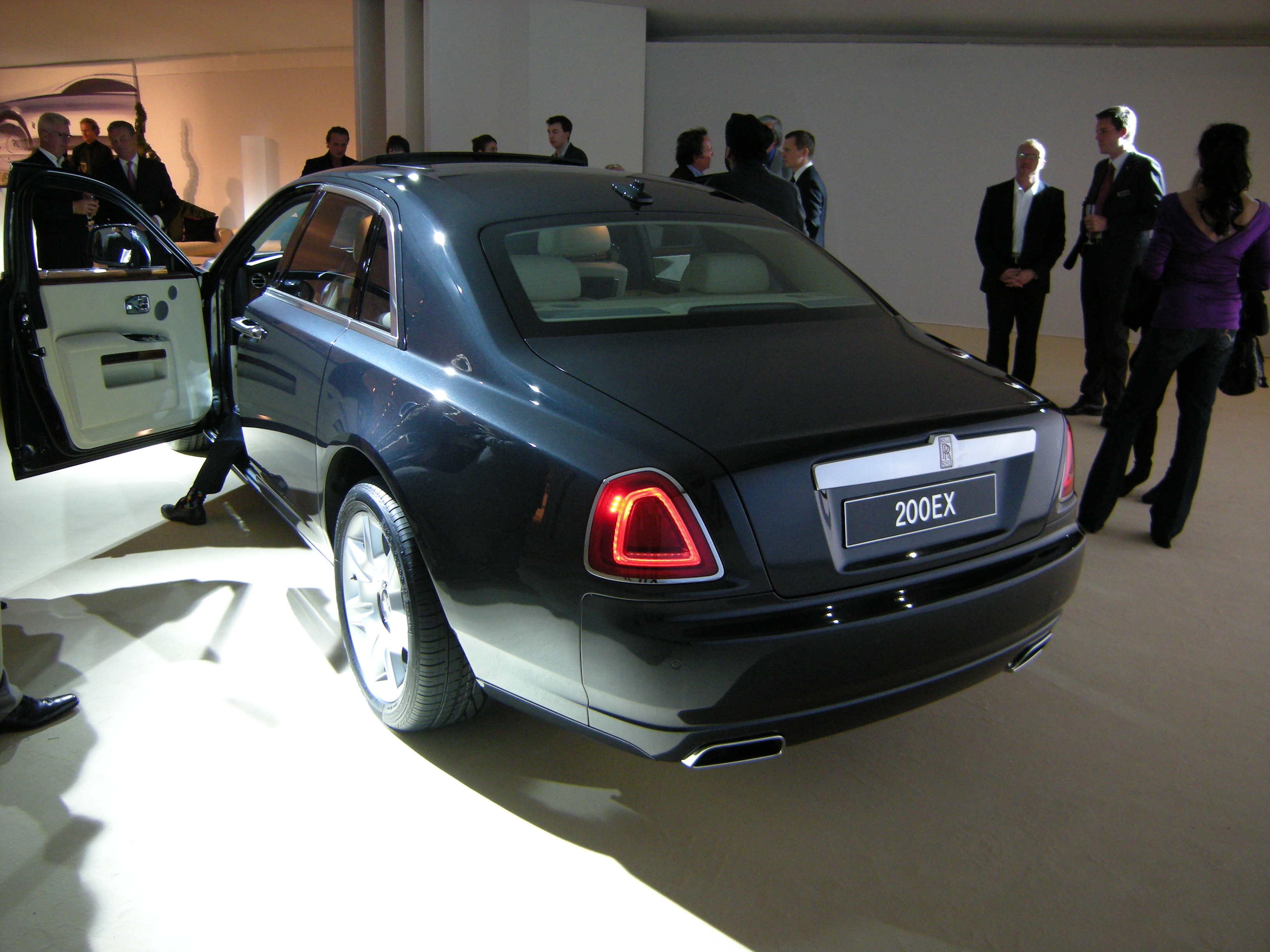 File:Rolls Royce 200EX u0027Ghostu0027 - Flickr - The Car Spy (5