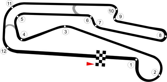 Risultati immagini per georgia rustavi circuit