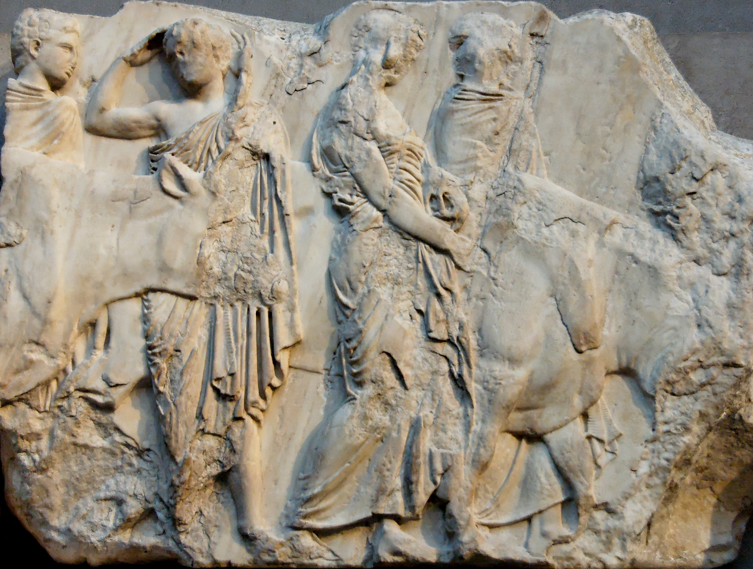 gender and sexuality in the parthenon frieze essay For the past 230 years or so, the story that was sculpted into the frieze of the parthenon  the secret history of the parthenon by larry getlen view author archive.