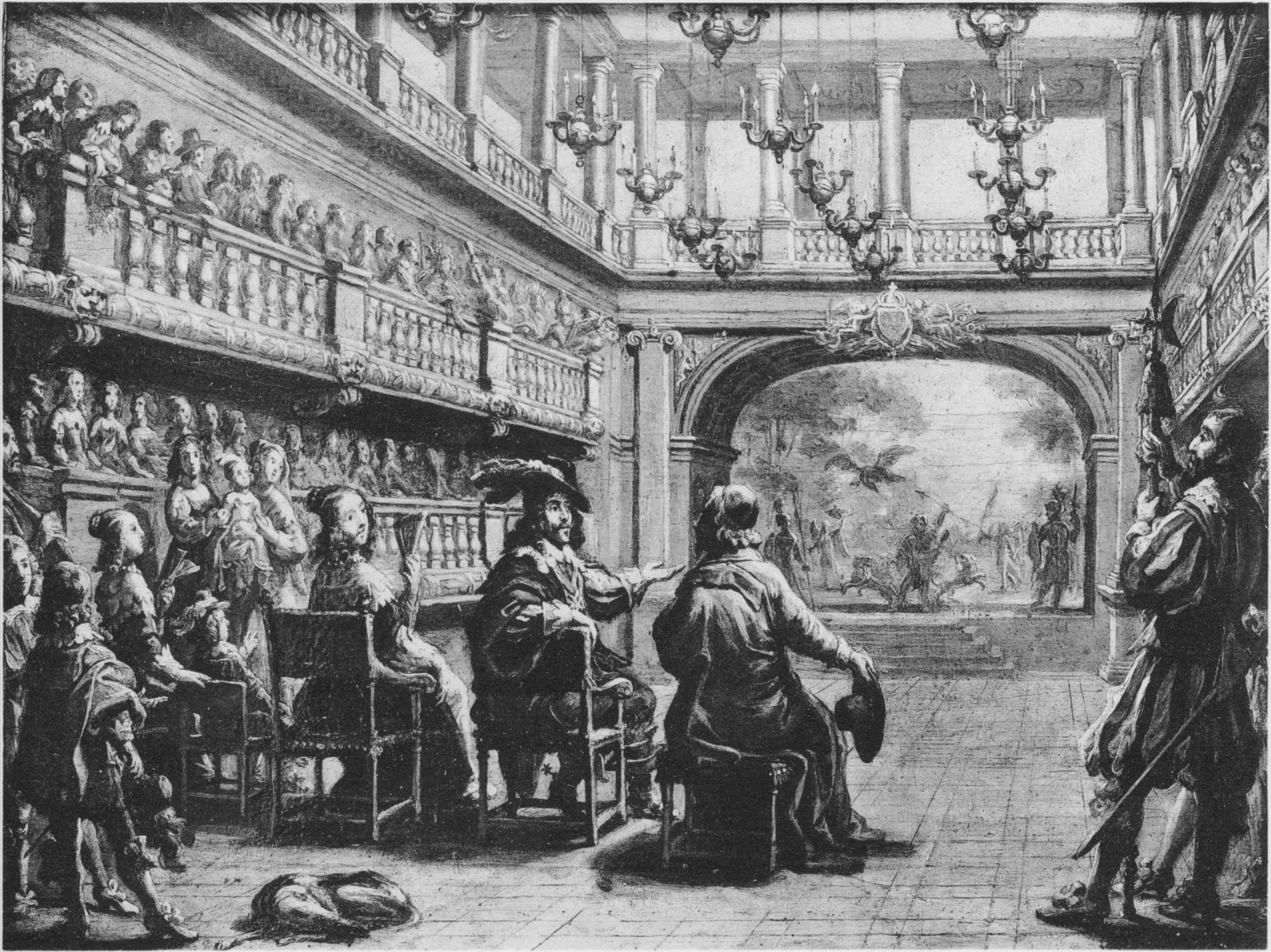 File:Salle du Palais-Cardinal with Richelieu 1641 - Jacquot 1964 Pl3 fig5  after
