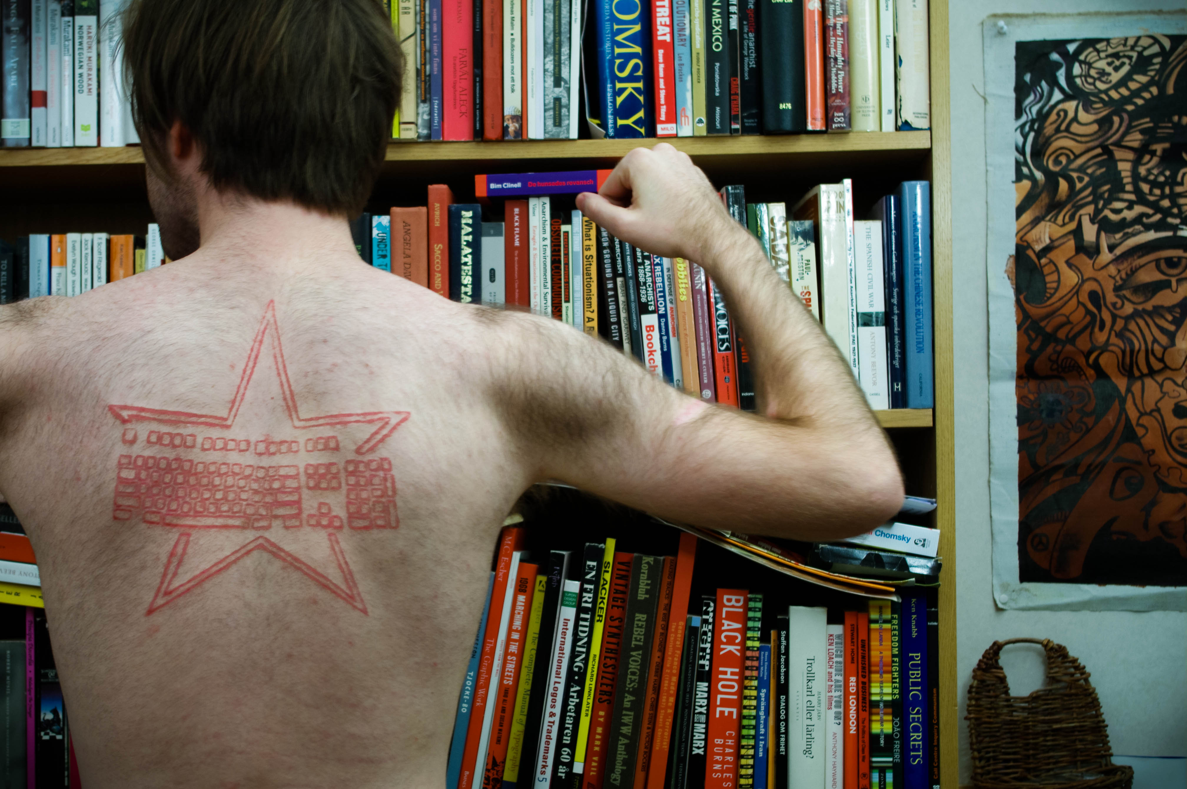 Scarification is body modification that goes way beyond for Top shelf tattoos