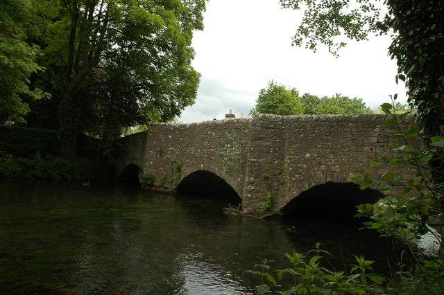 Sheepwash Bridge. - geograph.org.uk - 448691