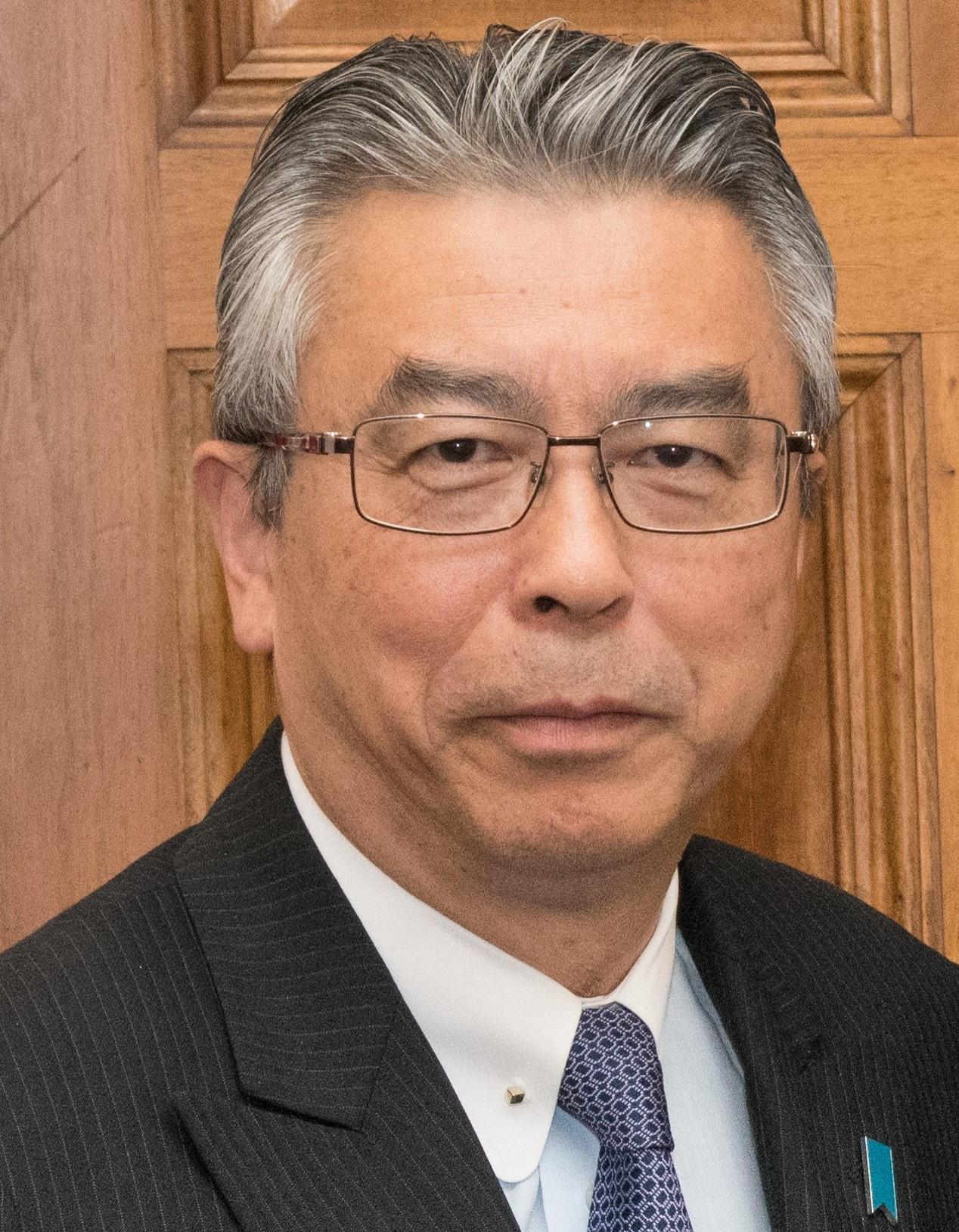 杉山晋輔 - Wikipedia