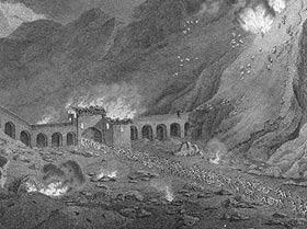 Siege of Fort Bard