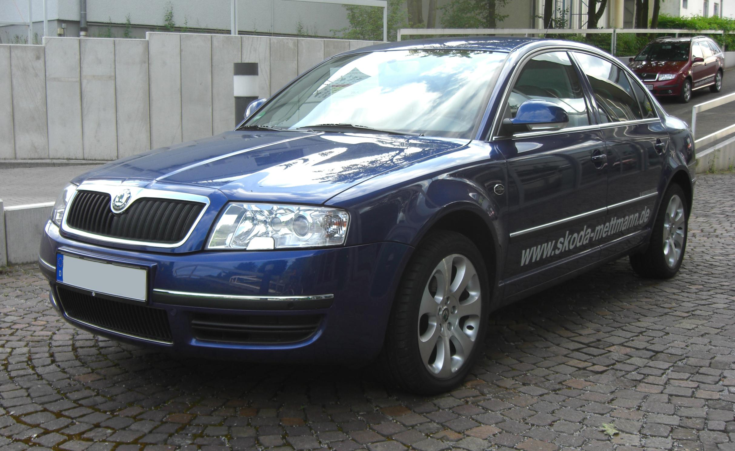 file skoda superb facelift laurin klement wikimedia commons. Black Bedroom Furniture Sets. Home Design Ideas
