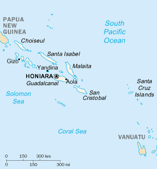 List of cities towns and villages in the Solomon Islands  Wikipedia
